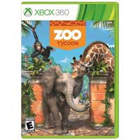 Microsoft Zoo Tycoon (Xbox 360)