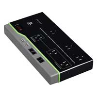 Acoustic Research 6 Outlet Ecoficient Surge Protector 3420 Joules