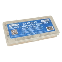 Elenco Deluxe Carbon Film Resistor Set
