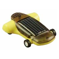 Elenco Super Solar Race Car