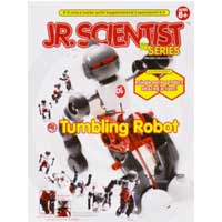Elenco Jr. Scientist - Tumbling Robot