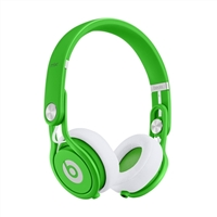 Beats by Dr. Dre Mixr On-Ear Headphone - Neon Green