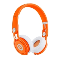 Beats by Dr. Dre Mixr On-Ear Headphone - Neon Orange