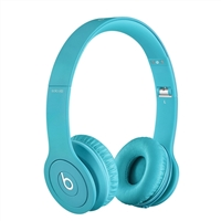 Beats by Dr. Dre Solo HD On-Ear Headphone - Matte Light Blue