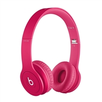 Beats by Dr. Dre Solo HD On-Ear Headphone - Matte Pink