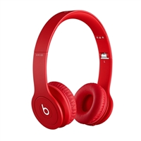 Beats by Dr. Dre Solo HD On-Ear Headphone - Matte Red