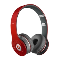 Beats by Dr. Dre WRLS ONEAR HDPHN RED