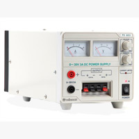 Velleman Laboratory Power Supply With Analog Display