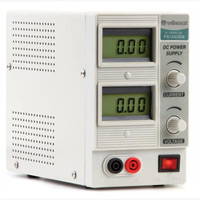 Velleman DC Lab Power Supply With Backlit Display