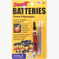 CAIG Laboratories DeoxIT for Batteries