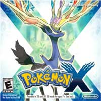 Nintendo Pokemon X (3DS)