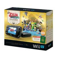 Nintendo The Legend of Zelda: The Wind Waker HD Deluxe Set WiiU Limited Edition