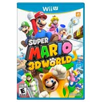 Nintendo Super Mario 3D World (Wii U)