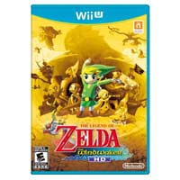 Nintendo The Legend of Zelda: The Wind Waker HD (Wii U)