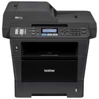 Brother MFC-8910DW High-Speed Laser All-in-One Printer with Advanced Duplex and Wireless Networking Refurbished