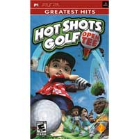 Sony Hot Shots Golf Open Tee (PSP)