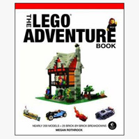 No Starch Press The LEGO Adventure Book, Vol. 2: Spaceships, Pirates, Dragons & More!