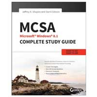Wiley MCSA WINDOWS 8.1 COMPLETE