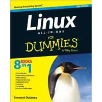 Wiley LINUX ALL-IN-ONE DUMMIES
