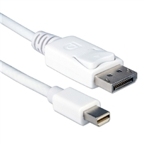QVS 4.5 Meter Mini-DisplayPort to DisplayPort Cable
