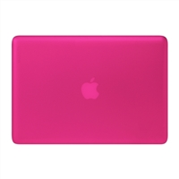 "InCase Hardshell Case for MacBook Pro 13"" Aluminum - Vivacious Pink Textured Dot"