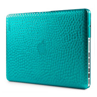 "InCase Hammered Hardshell Case for MacBook Pro 13"" Aluminum - Tropic Blue"