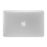 "InCase Hammered Hardshell Case for MacBook Air 13"" (V2) - Clear"