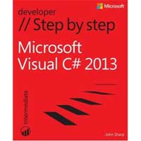 Microsoft Press VISUAL C# 2013 STEP BY ST