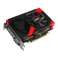 MSI GeForce GTX 760 Overclocked ITX 2GB GDDR5