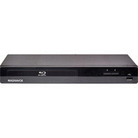 Magnavox Blu-ray Player with Wi-Fi Refurbished