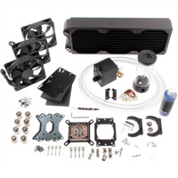 EK H30 360 HFX Advanced Liquid Cooling Kit