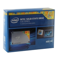 "Intel 530 Series 480GB SATA 6.0Gb/S 2.5"" Internal Solid State Drive"