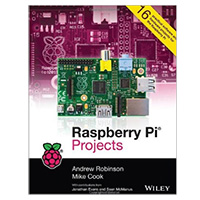 Wiley Raspberry Pi Projects, 1st Edition