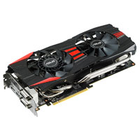 ASUS R9280X-DC2T-3GD5 AMD Radeon 3GB GDDR5 PCIe 3.0 Video Card