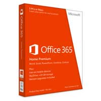 Microsoft Office 365 Home Premium - 5 Device