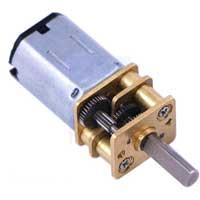MCM Electronics 250:1 Micro Gear Motor