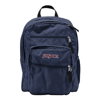 Jansport Big Student Standard Backpack - Navy