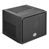Cooler Master Elite 110 mini-ITX Computer Case - Black