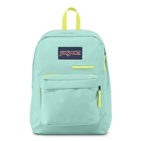 Jansport Digibreak Laptop Backpack - Aqua Dash