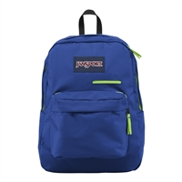 Jansport Digibreak Laptop Backpack - Blue Streak