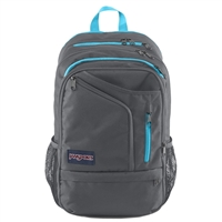 Jansport Firewire 2 Laptop Backpack - Forge Grey