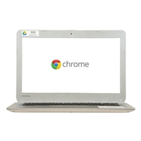 "Toshiba CB35-A3120 13.3"" Chromebook - Sunray Silver"