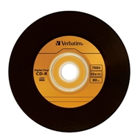 Verbatim Digital Vinyl CD-R 52x 700MB/80 Minute Disc 10 Pack