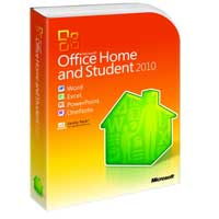 Microsoft Office Home and Student 2010 (PC)