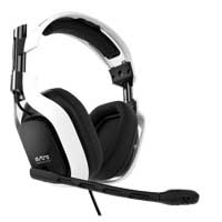 Astro Gaming A40 Wired Gaming Headset - White