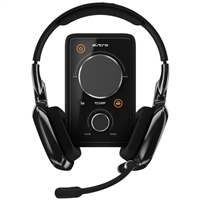 Astro Gaming A30 Headset with MixAmp Pro Analog 7.1 Dolby Surround Sound Universal Gaming Headset - Black
