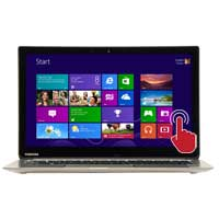 "Toshiba KIRAbook 13 17s Touch 13.3"" Ultrabook - Silver"