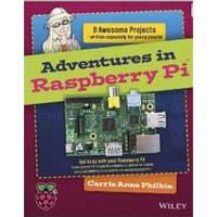 Wiley ADVENTURES IN RASPBERRY P
