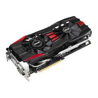 ASUS GTX780TI-DC2OC-3GD5 GeForce GTX 780 Ti OC 3GB GDDR5 PCI-Express Video Card