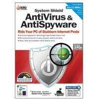 iolo technologies System Shield AntiVirus & AntiSpyware (PC)